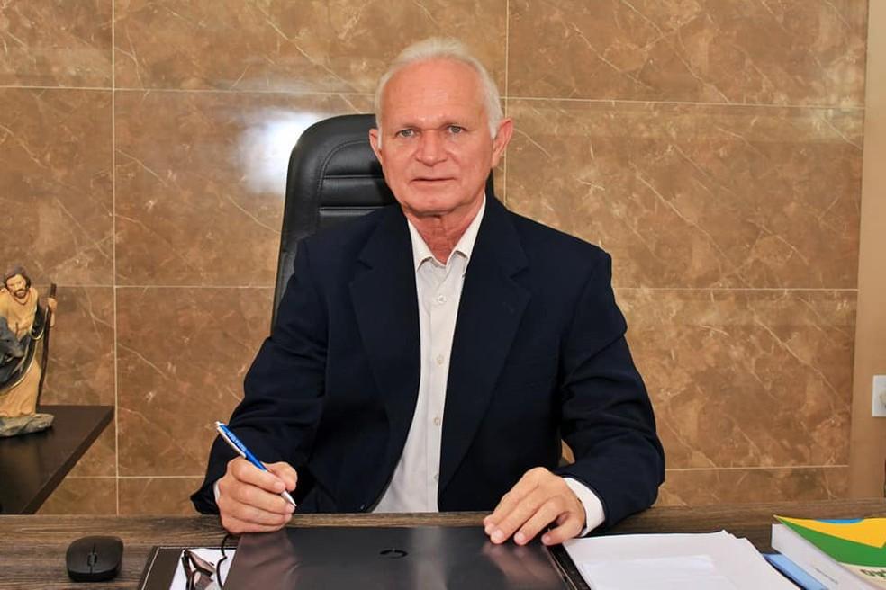Vice-prefeito eleito em 2016, Clayton Farias Pinto (PSL), assumirá prefeitura de Pão de Açúcar, AL — Foto: Ascom/Prefeitura de Pão de Açúcar