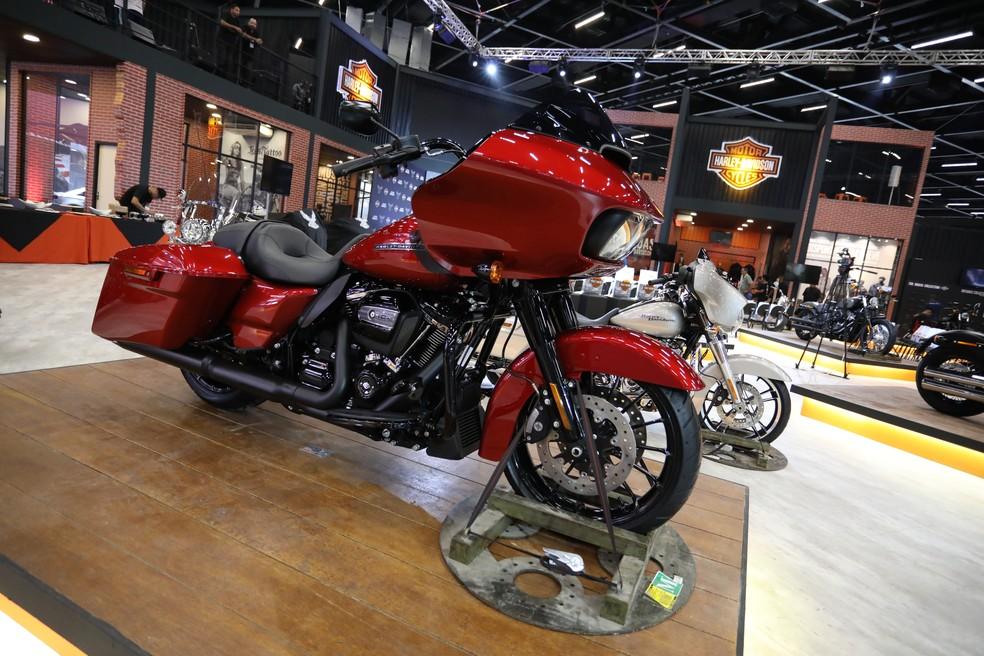 Harley-Davidson não estará no Salão Duas Rodas 2019 — Foto: Fabio TIto/G1