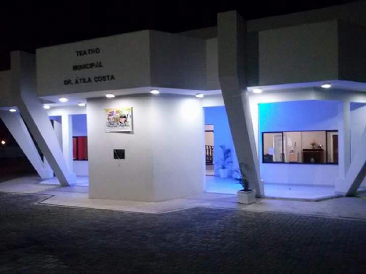 Teatro municipal de São Pedro da Aldeia, RJ, terá espetáculo infantil neste domingo