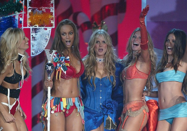 Gisele era angel da Victoria's Secret (Foto: Getty Images)