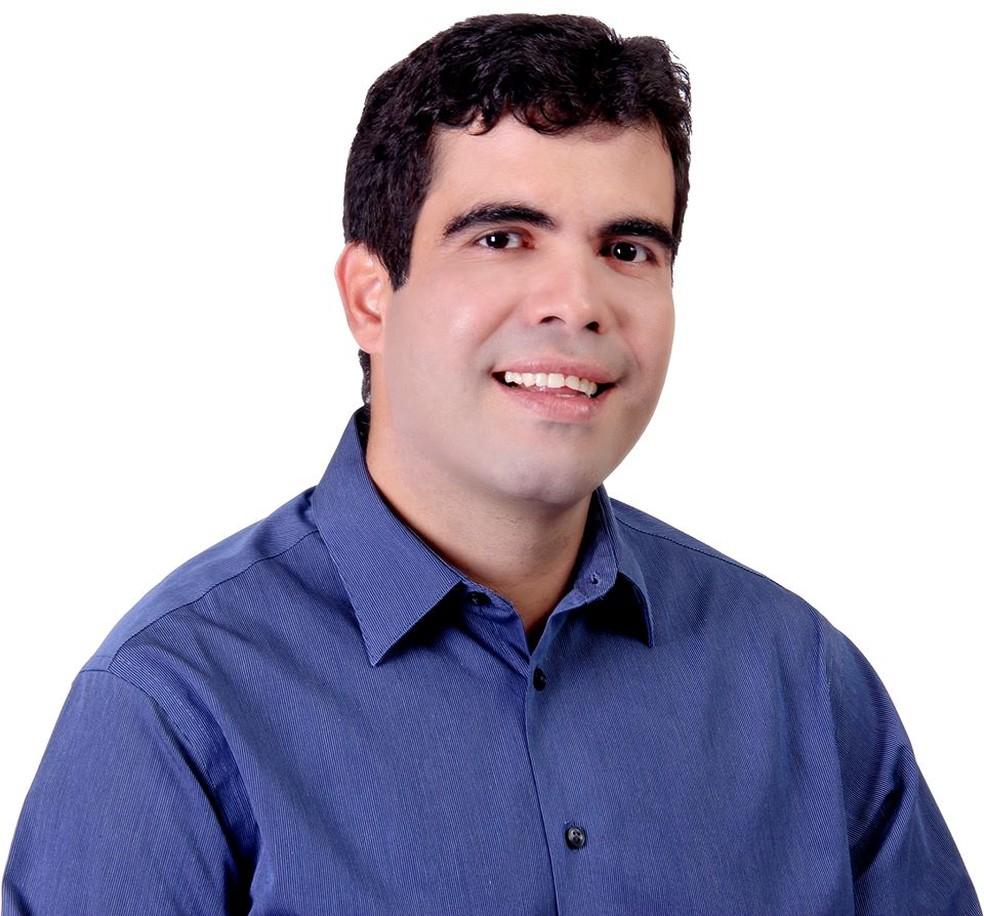 Ricardo Ayres foi reeleito deputado estadual — Foto: Divulgação