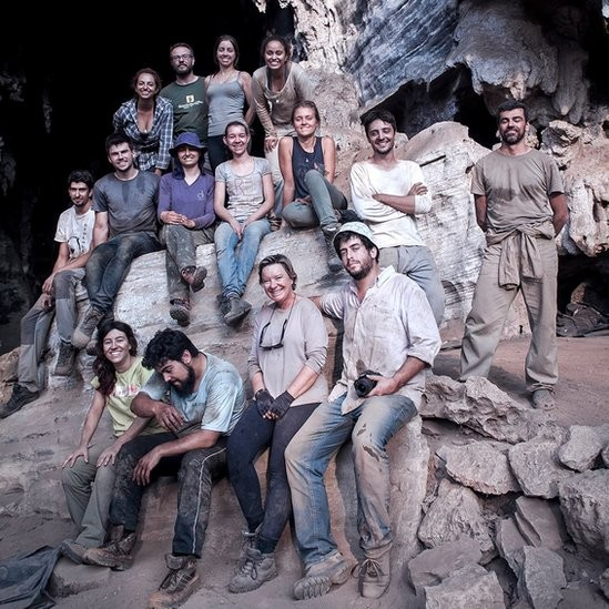 Luzia é o fóssil mais antigo de que se tem registro no país, com 11.300 anos (Foto: Divulgação/André Strauss)