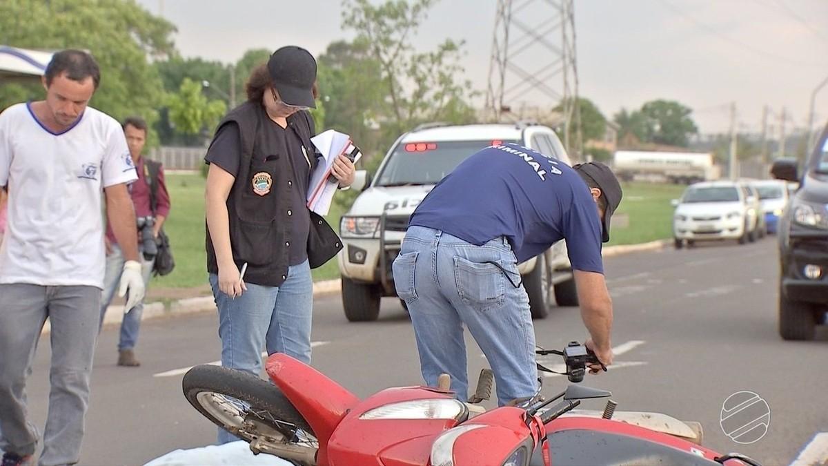 Polícia investiga execução de motociclista de 55 anos em Campo Grande