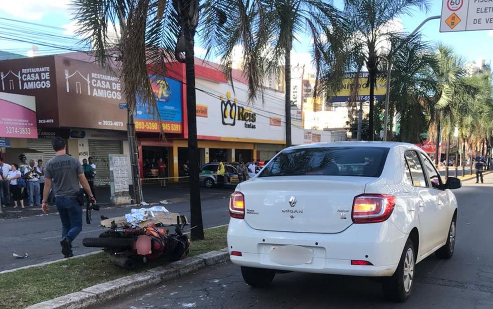 Motociclista morre em colisão com carro na AL 220