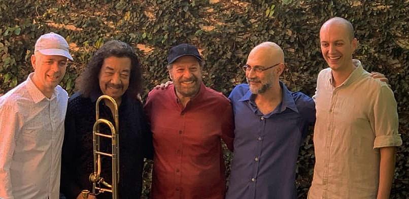 Trio curitibano Mano a Mano grava obra de João Bosco, em estúdio, com a participação do compositor - Notícias - Plantão Diário