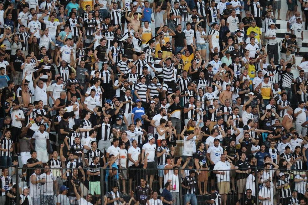 ABC recebe o Brasil de Pelotas no Estádio Frasqueirão (Foto: Andrei Torres/ABC)