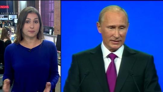 Putin completa 20 anos à frente do governo russo
