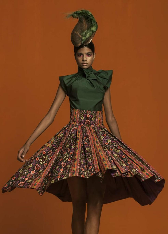 A tocantinense Islane Machado estreia nesta quarta-feira no São Paulo Fashion Week (Foto: Adriano Dantas/Divulgação)