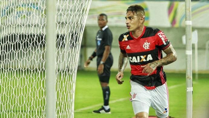 Com peruanos inspirados, Flamengo vence Boavista na estreia do Carioca