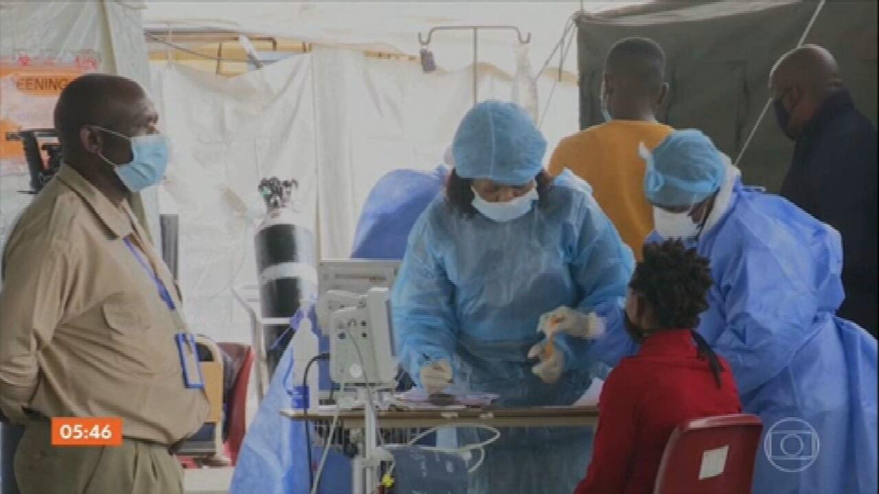 União Africana garante a aquisição de quase 300 milhões de doses da vacina contra Covid