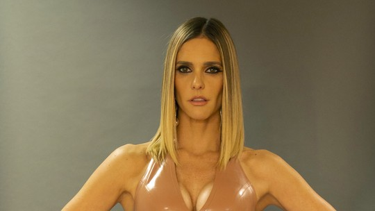 'Amor & Sexo': vestido de Fernanda Lima 'dá sensação de que está nua', diz Dudu Bertholini