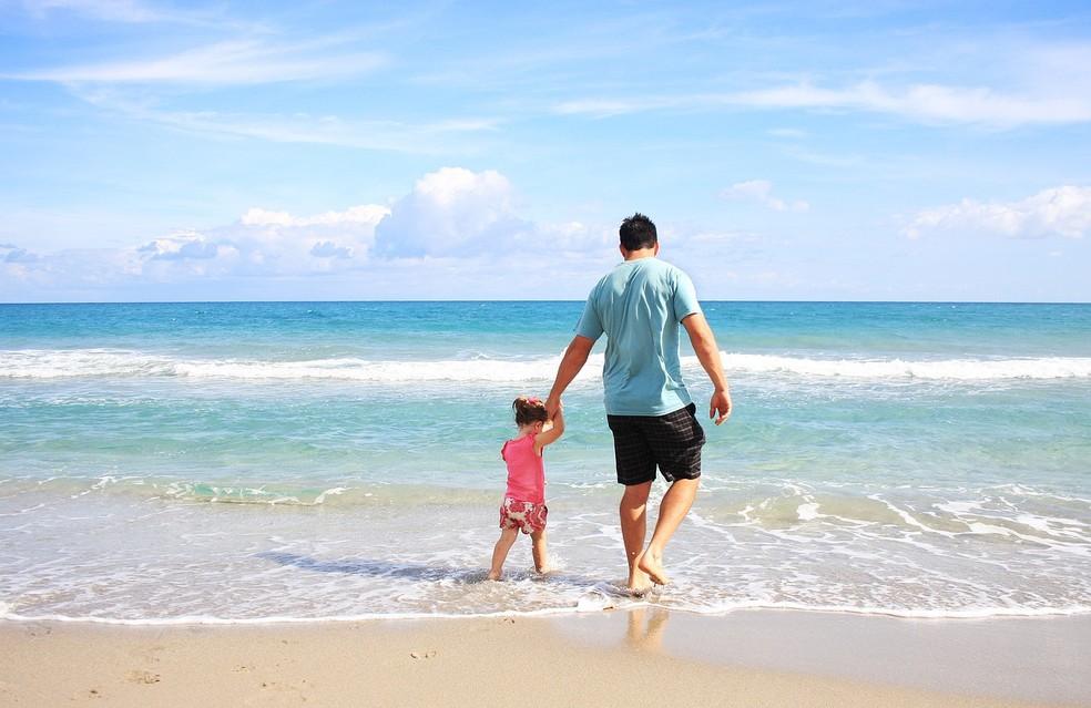 Por alguma razão, um trauma parece ser mais fortemente transmitido de pais para filhos do sexo masculino — Foto: Pixabay