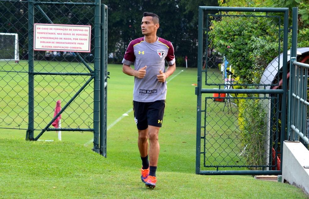 Cícero está liberado para procurar outro clube (Foto: Erico Leonan / site oficial do São Paulo FC)