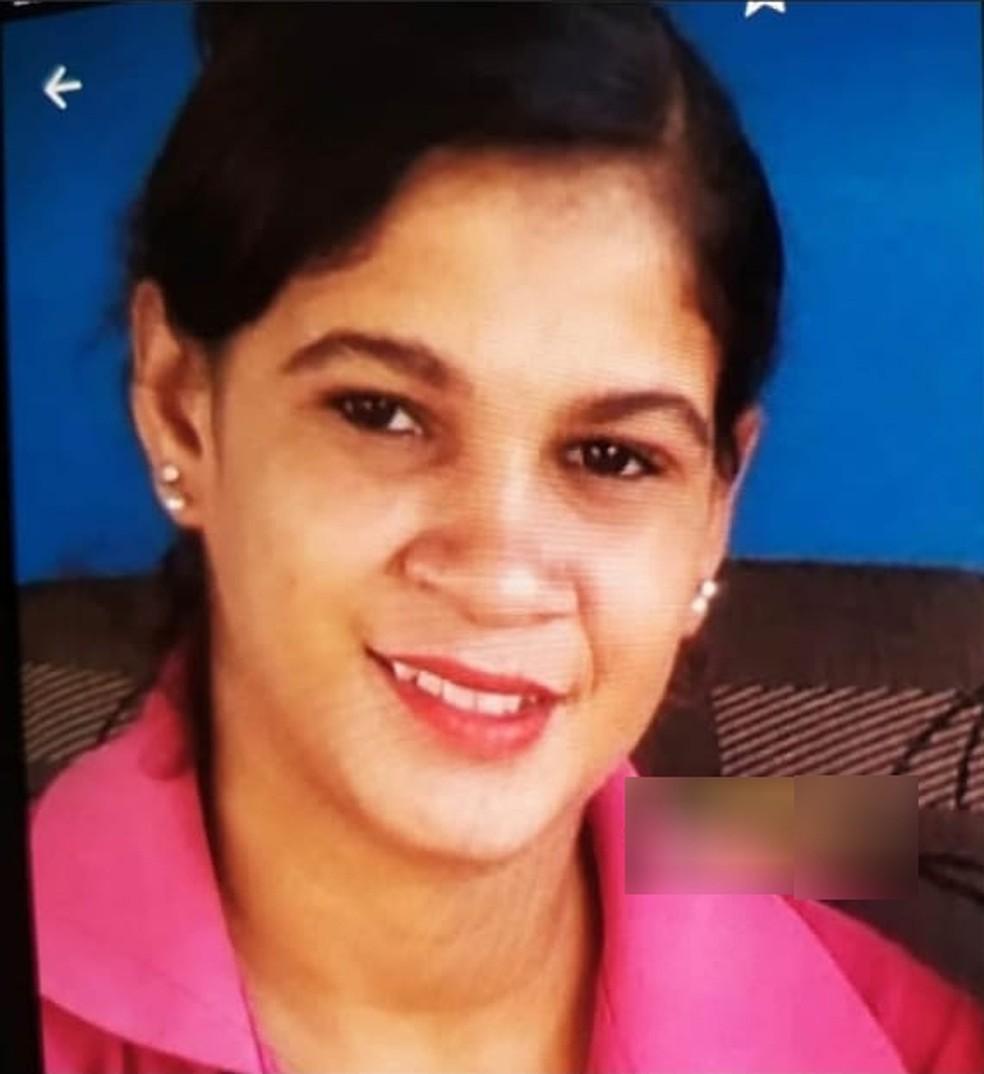 Maria Vitória foi morta a tiros em Imperatriz — Foto: Divulgação/Polícia