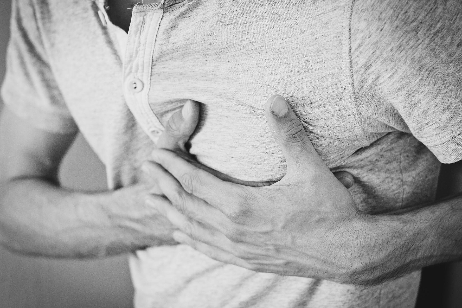 Saúde cardíaca é preocupante no Reino Unido (Foto: Pixabay)