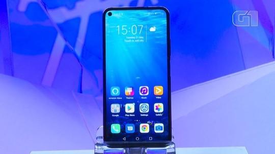 Huawei lança novos telefones da série Honor