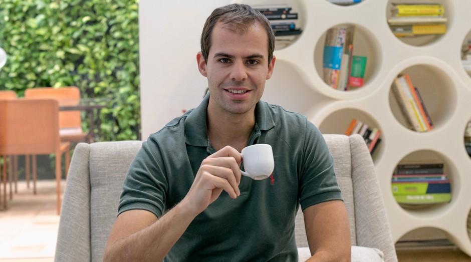 Nicolas Romano, cofundador da The Coffee Match (Foto: Divulgação)