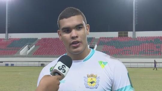 """""""Trocaria essas defesas por gols"""", diz goleiro do Galvez após eliminação na Copa Verde"""
