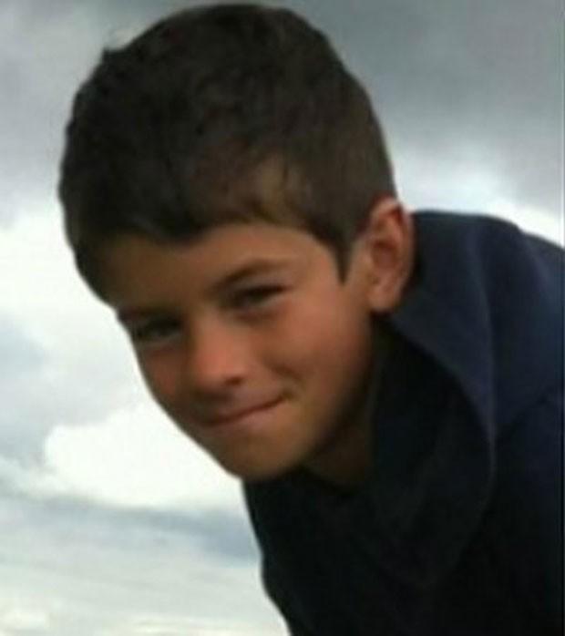 Ferdia Shaw, o garoto irlandês que será Artemis Fawl no cinema (Foto: Reprodução Twitter)