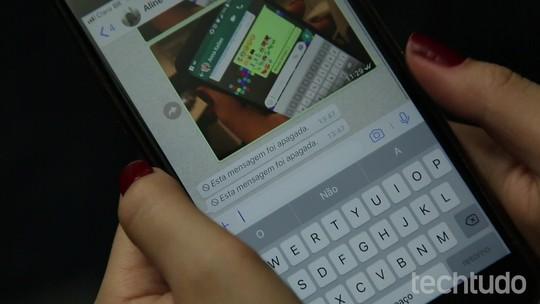 WhatsApp Beta reduz o tempo para apagar mensagem do destinatário