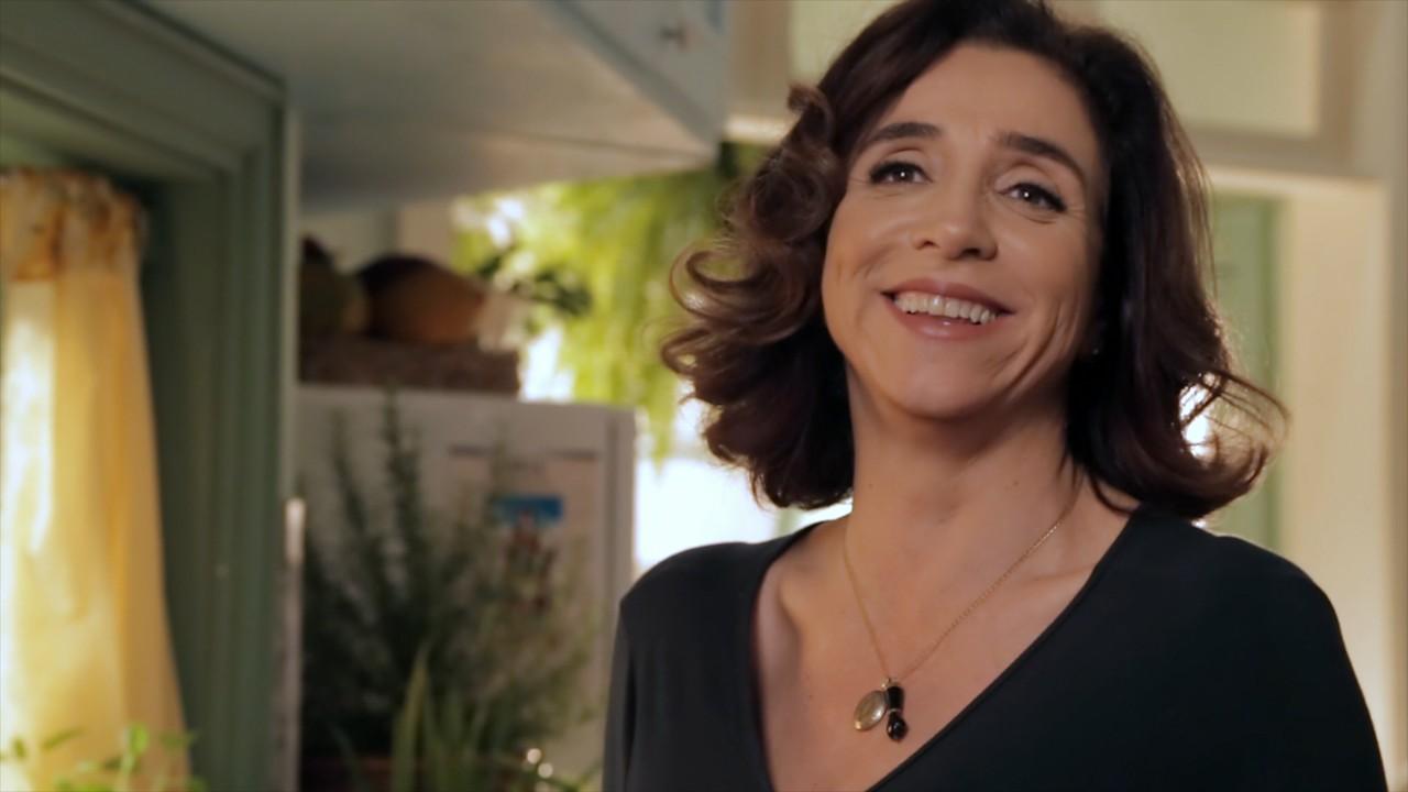 Marisa Orth apresenta Francesca