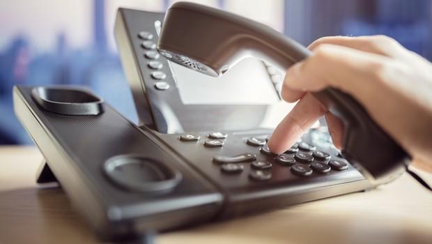 telefone; telemarketing; ligação (Foto: Thinkstock)