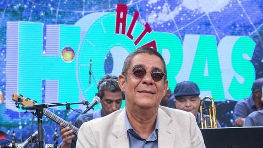 Público vibra com homenagem a Zeca Pagodinho no 'Altas Horas'; reveja apresentações