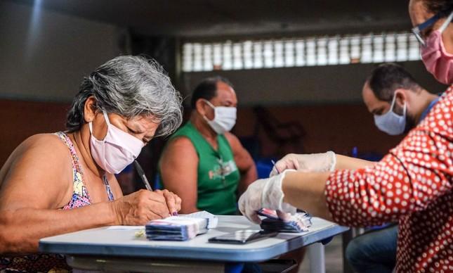 Paraense busca benefício do governo em meio a crise do coronavírus