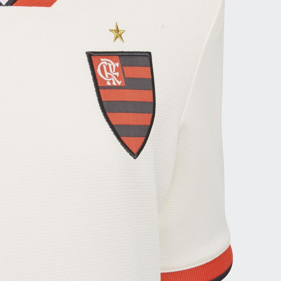 Camisa II do Flamengo para 2018/19 (Foto: Divulgação)