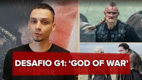 Novo 'God of War' quer mostrar lado emocional de Kratos, diz diretor brasileiro