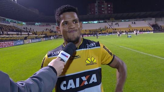 """Vitor Feijão: """"Nós, infelizmente deixamos a vitória escapar"""""""