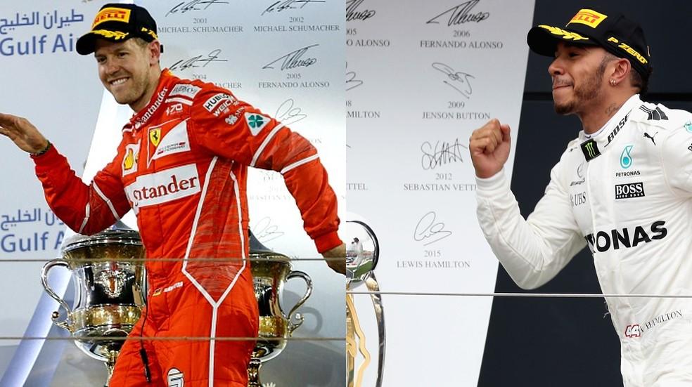 O Galvão perguntou: quem leva o título de 2017 da F1?