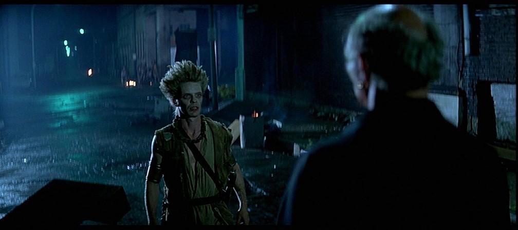 Frank Doubleday em cena de 'Fuga de Nova York' (Foto: Divulgação)