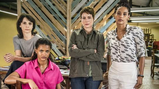 'Aruanas': conheça os personagens da nova série original Globoplay