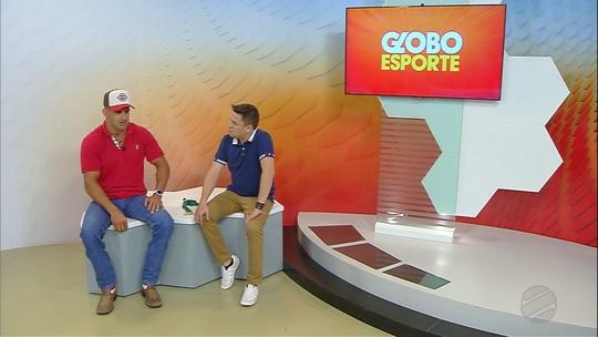 Fernando Rufino fala da emoção de conquistar 4 medalhas de ouro no Campeonato Brasileiro
