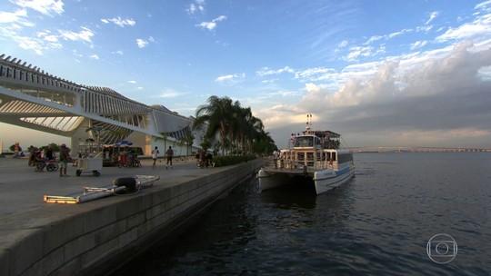 O Programão para esses dias quentes do Rio: um passeio de catamarã pela Baía de Guanabara