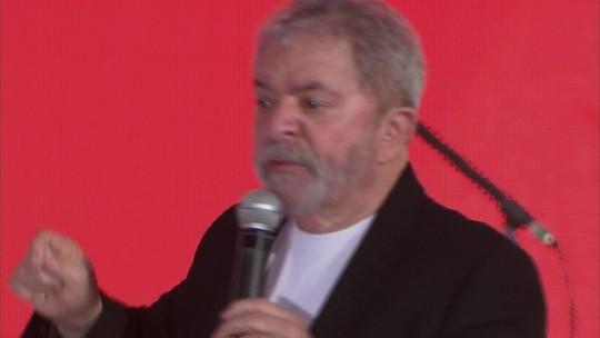 Registro de candidatura de Lula é publicado pela Justiça Eleitoral