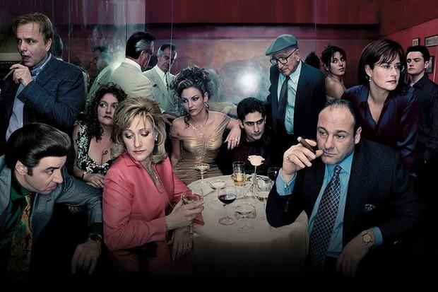 Família Soprano (Foto: reprodução)