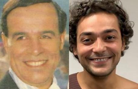 Eduardo Sterblitch estreia em novelas da Globo como Zeca, cunhado de Lola. Osmar Prado viveu o personagem na trama do SBT Reprodução / Instagram