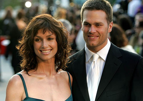 Bridget Moynahan e Tom Brady (Foto: Getty Images)