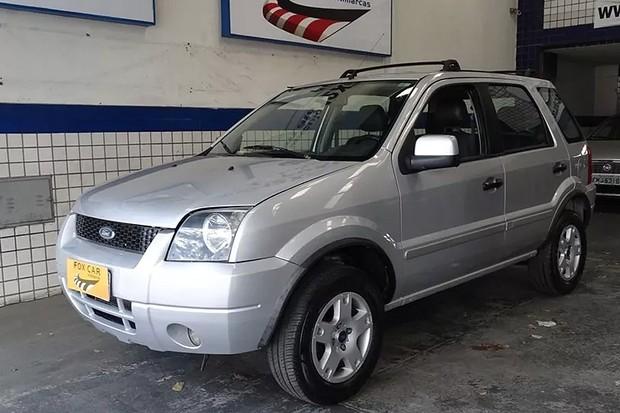 Ford Ecosport 2011 (Foto: Reprodução Mercado Livre)