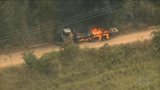 Governo quer limitar poder do Ibama de destruir caminhões e tratores durante operações