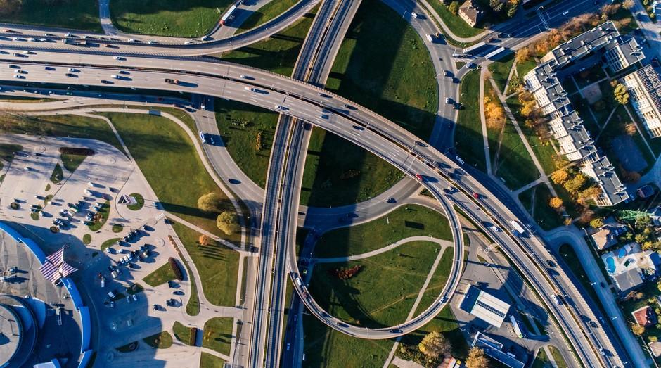 rua, rodovia, estrada (Foto: Reprodução/Pexels)