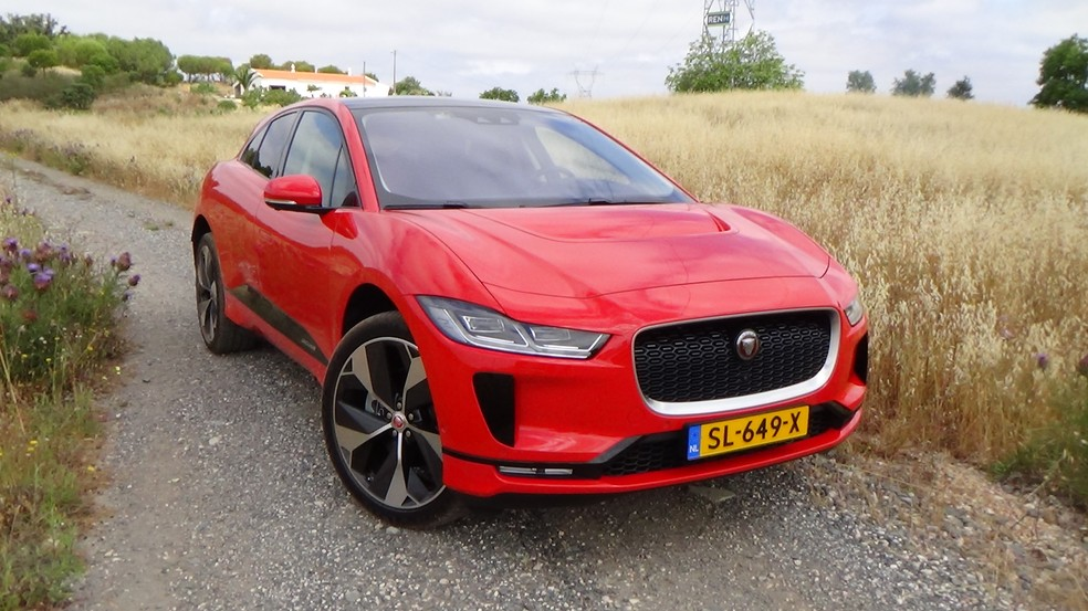 Jaguar I-Pace - Photo: André Paixão / G1