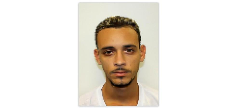 Marlon, morto em operação no Jacarezinho — Foto: Reprodução
