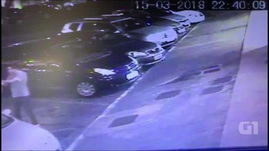 Polícia Civil encontra carcaça de carro roubado na Asa Sul; dois são detidos