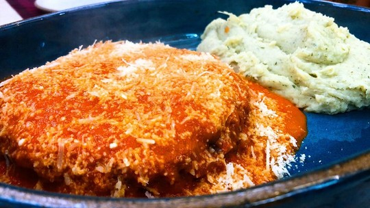 Polpetone do Chef Ravioli