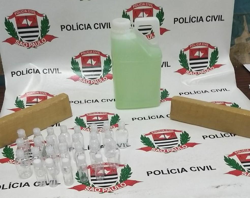 Operação ocorreu entre terça (27) e quarta-feira (28), em cinco cidades da região (Foto: Divulgação/Polícia Civil)