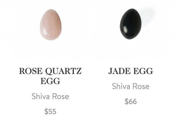 Ovos vaginais da Goop (Foto: Reprodução/Instagram)