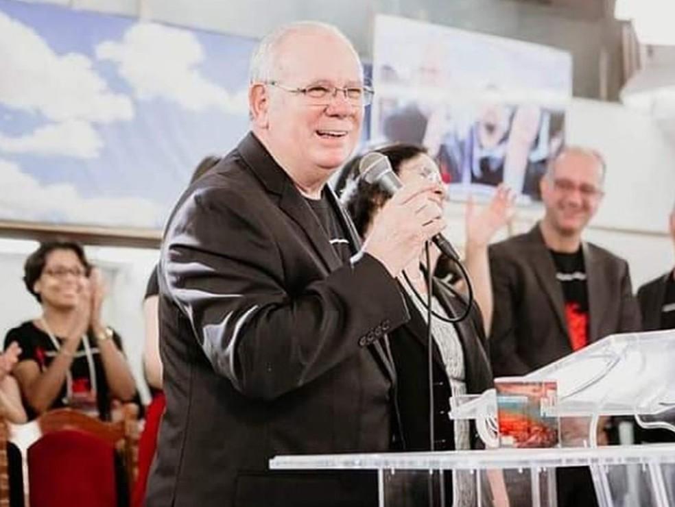 Bispo Daniel Malafaia — Foto: Reprodução/ Redes sociais